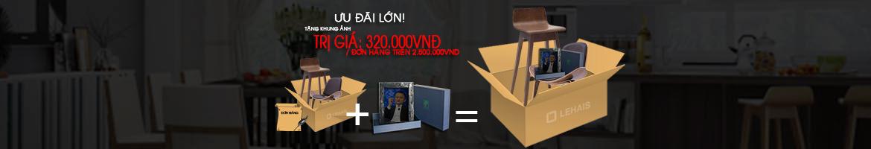 ƯU ĐÃI LƠN - TẶNG KHUNG ẢNH TRỊ GIÁ 320.000VND / ĐƠN HÀNG TRÊN 2.500.000VND