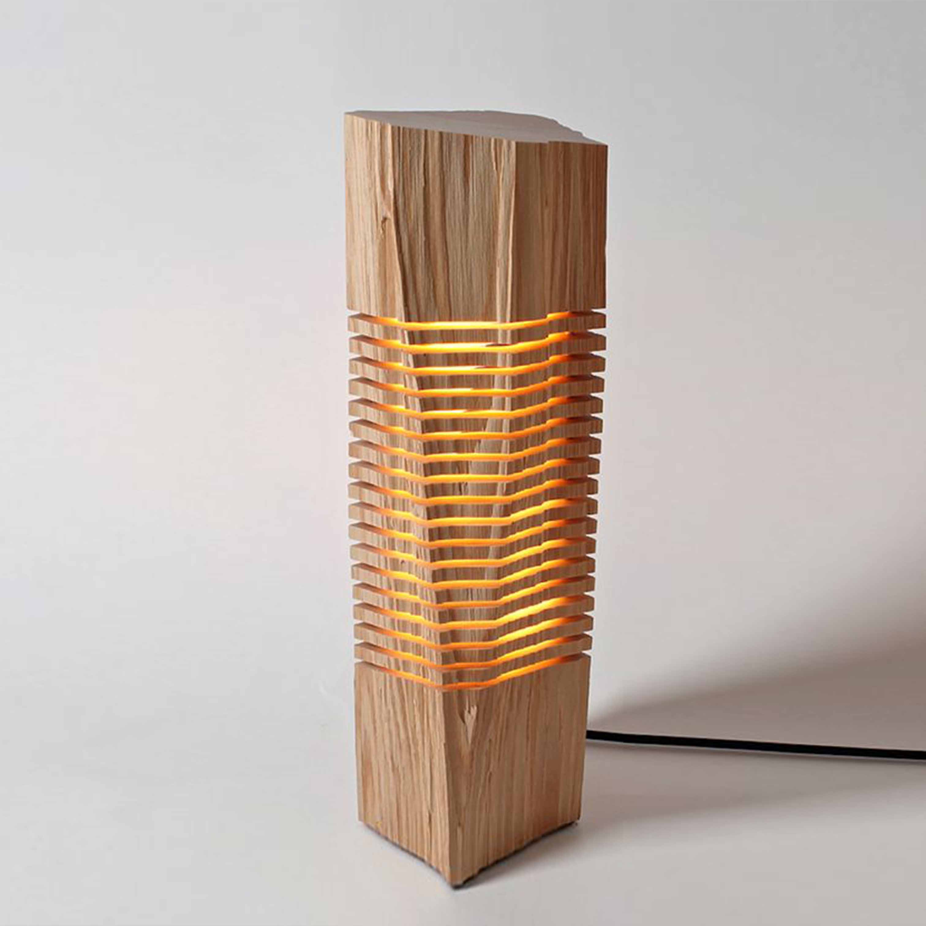 Đèn gỗ trang trí nghệ thuật - D47LHFU