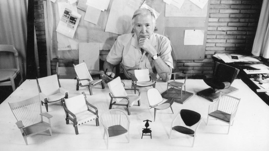 Bộ sưu tập những mẫu ghế nổi tiếng nhất thế giới của Hans J.Wegner