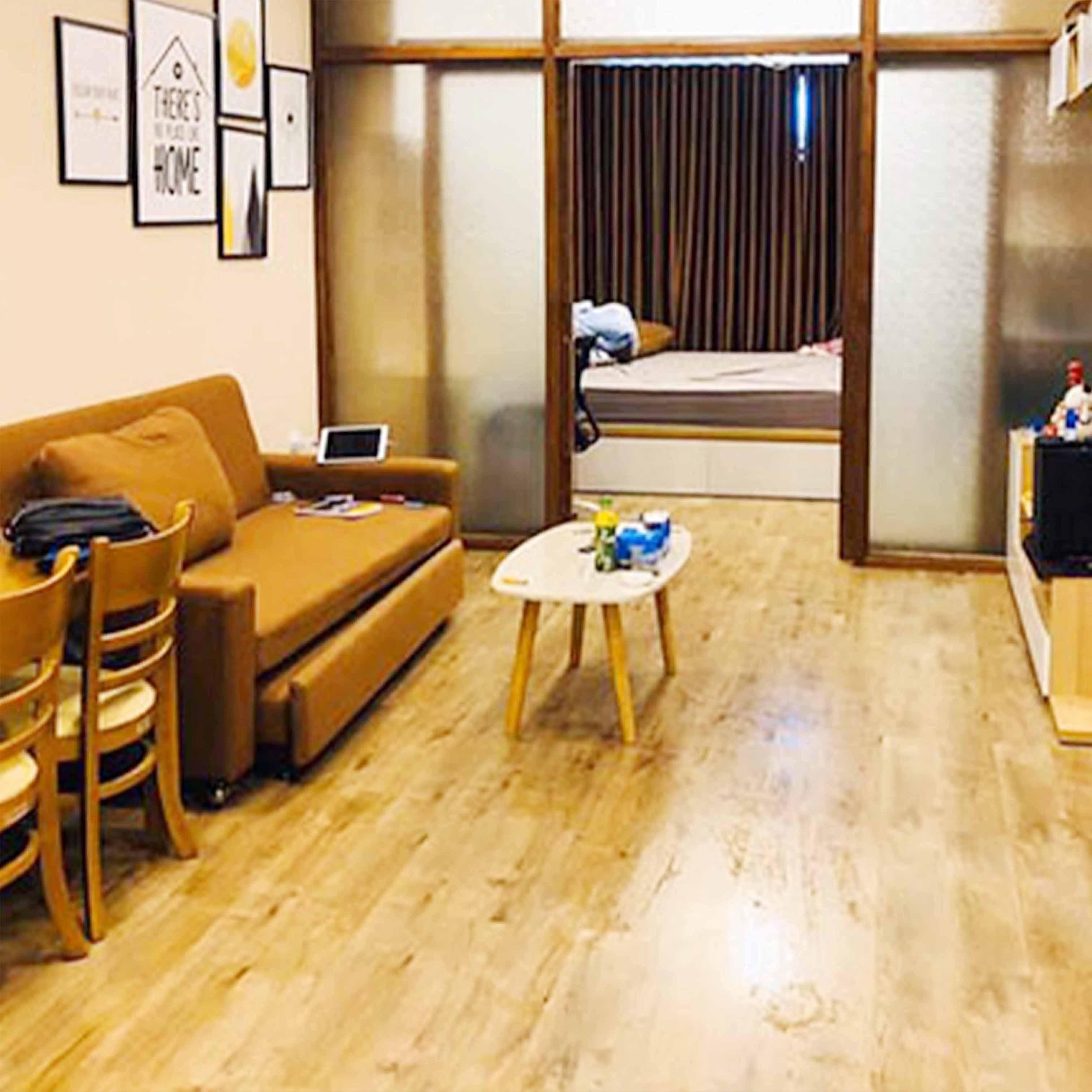 Thiết kế và thi công căn hộ chung cư tại Hà Đông - TK10LHFU