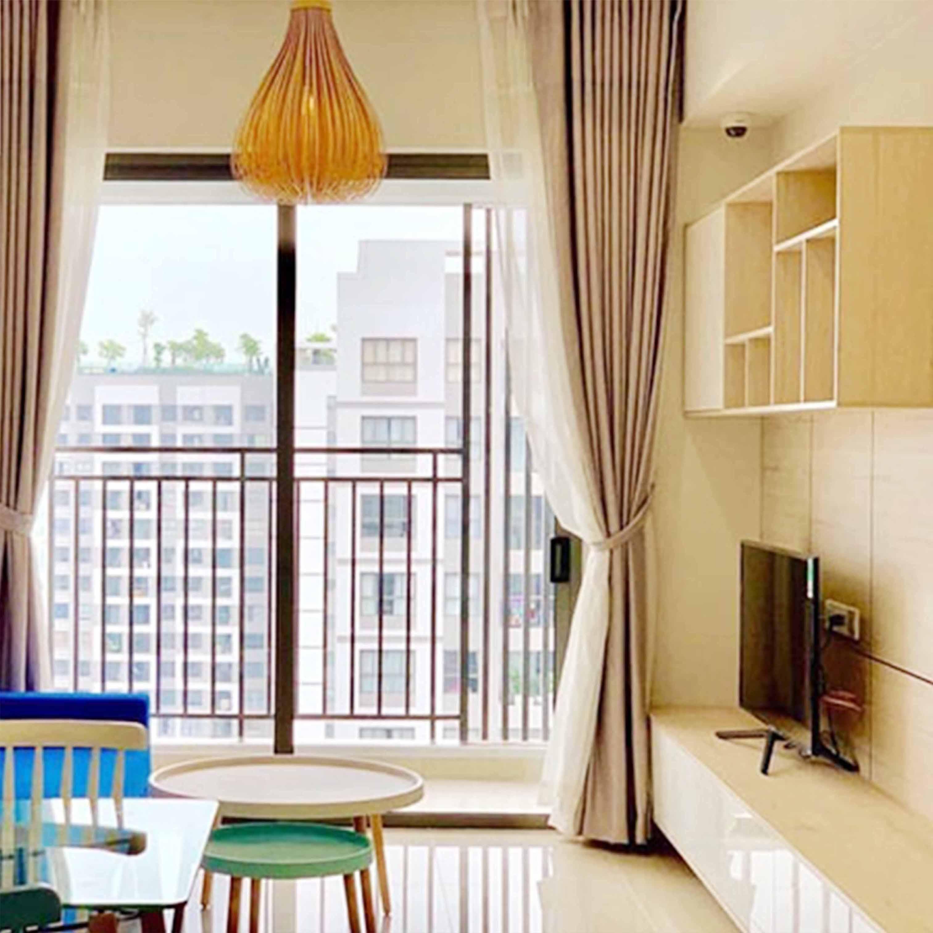 Thi công và thiết kế căn hộ chung cư tại Mỹ Đình - TK11LHFU