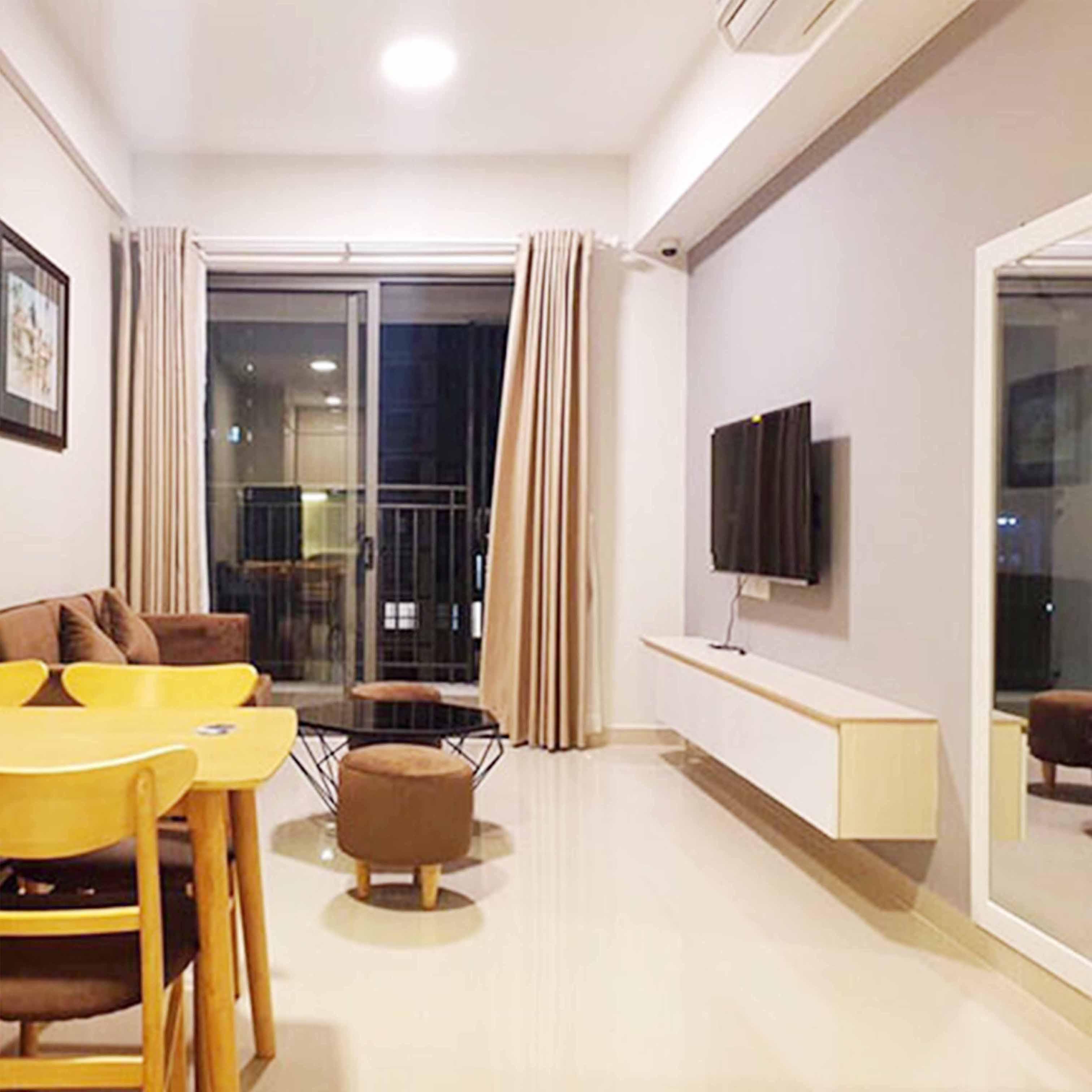 Công  trình thiết kế và thi công căn hộ tại chung cư ở Cầu Giấy - TK12LHFU