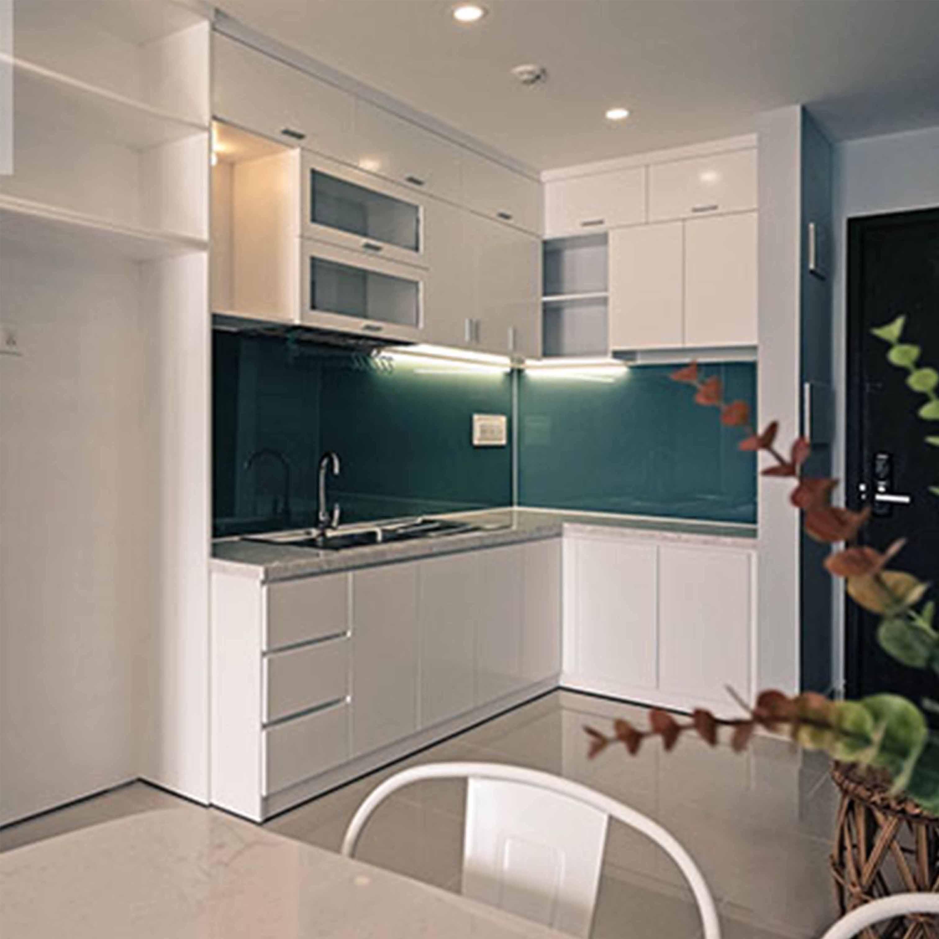 Công trình thiết kế thi công căn hộ tại Long Biên - TK13LHFU
