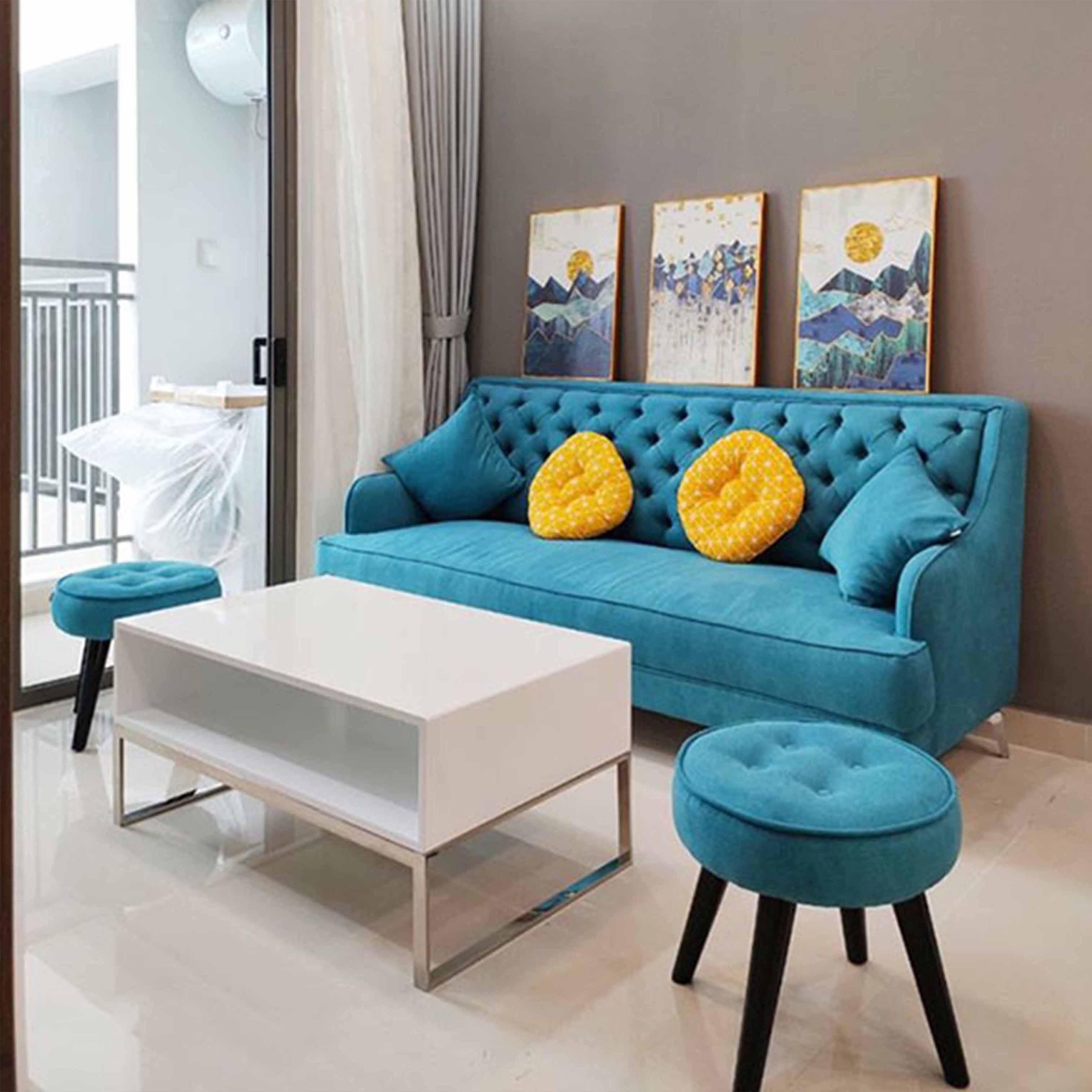 Thi công và thiết kế căn hộ chung cư tại Mễ Trì, Mỹ Đình, Hà Nội - TK17LHFU