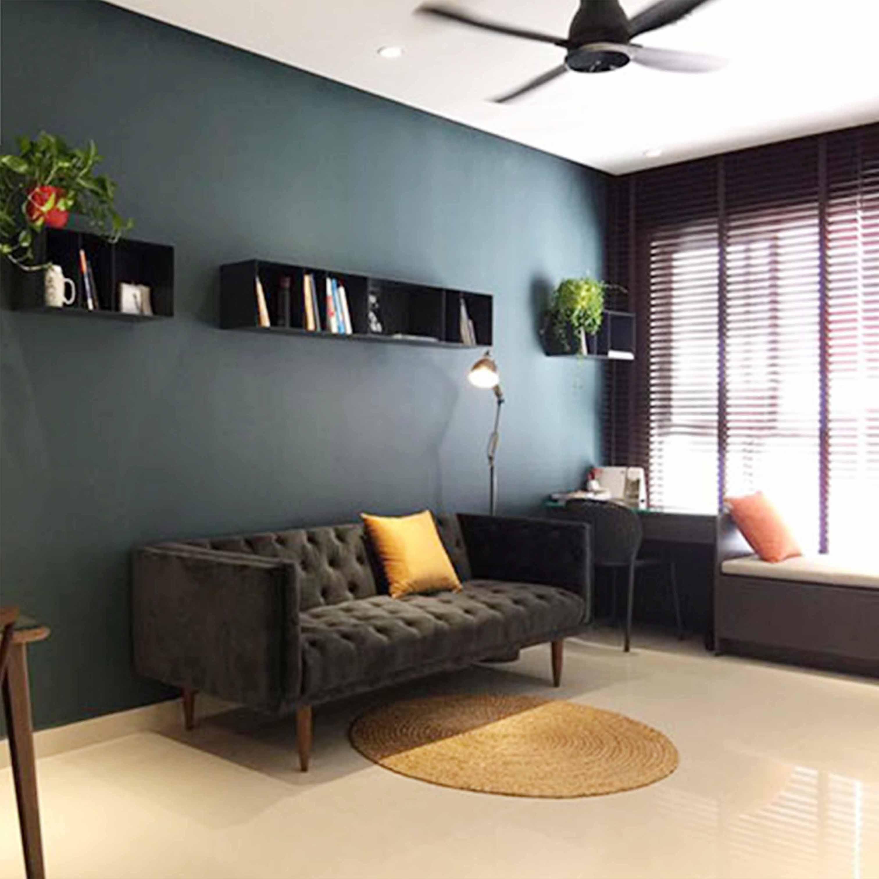 Thiết kế thi công căn hộ tại Hoàng Mai, Hà Nội - TK20LHFU