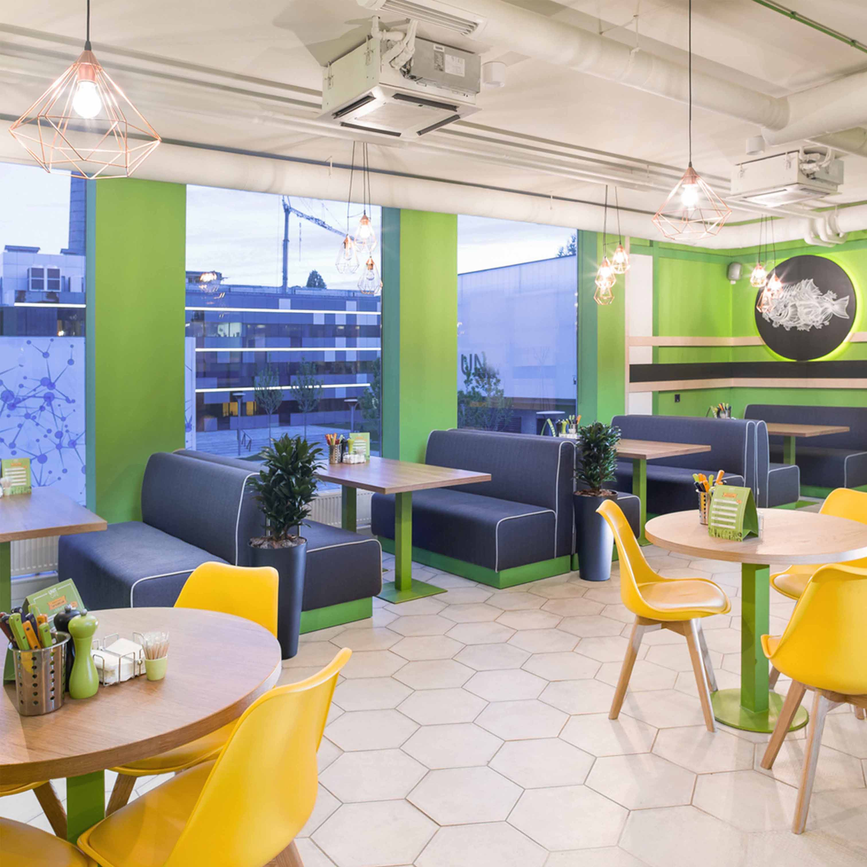 Thiết kế quán cafe từ Container Đẹp và Chất - TK26LHFU
